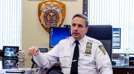NYPD Assistant Chief Matthew Pontillo discusses RAILS in