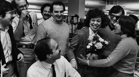 The Newsday staff won the 1984 Pulitzer Prize