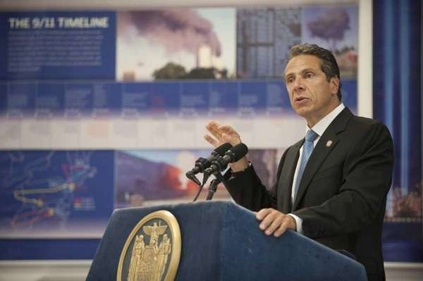 Governor Andrew Cuomo, along with state and local