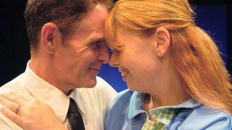 Steve McCoy and Jennifer Collester-Tully in