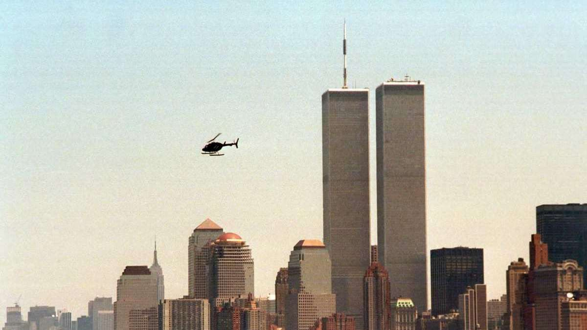 Classic images of the Twin Towers | Newsday