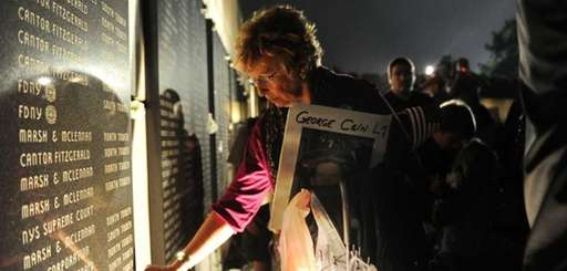 Rosemary Cain, of Massapequa, remembers her son, FDNY