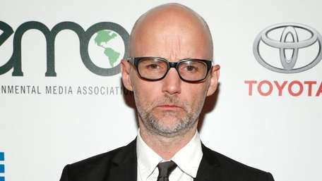 Moby attends the Environmental Media Association 26th Annual