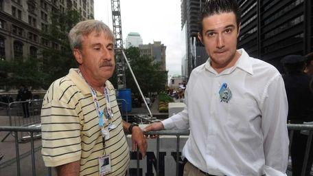 David Brethel, 56, and his son, David J.