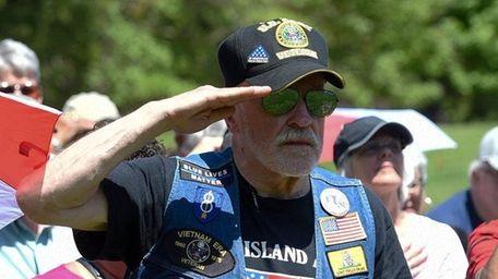 World War II U.S. Navy armed guard veteran