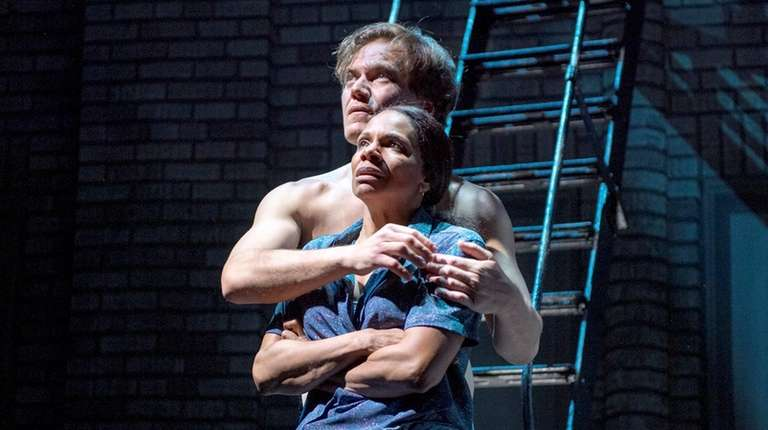 "Audra McDonald and Michael Shannon star in ""Frankie"