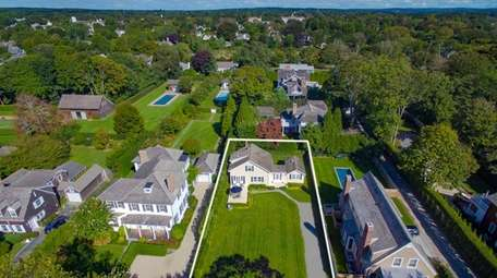 A home on Toylsome Lane in Southampton listed