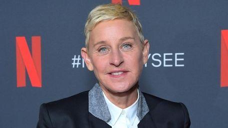 """Ellen DeGeneres attends Netflix's """"Ellen DeGeneres: Relatable"""" screening"""