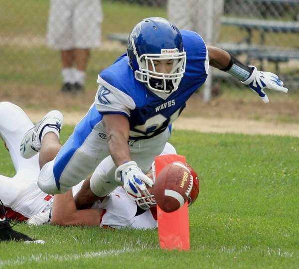 MIGUEL MAYSONET, RIVERHEAD, 316 YARDS Oct. 18, 2008