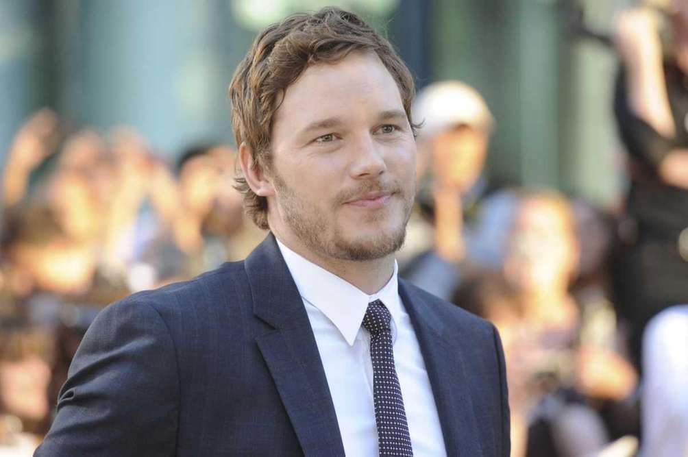 Actor Chris Pratt arrives at
