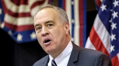 State Comptroller Thomas DiNapoli, seen on Jan. 6.