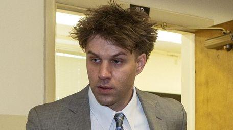 Ex-teacher Daniel McMenamin was sentenced to probation in