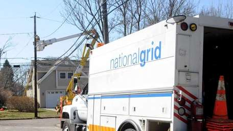 National Grid is the only utility on the