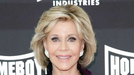 Jane Fonda says in a new interview she