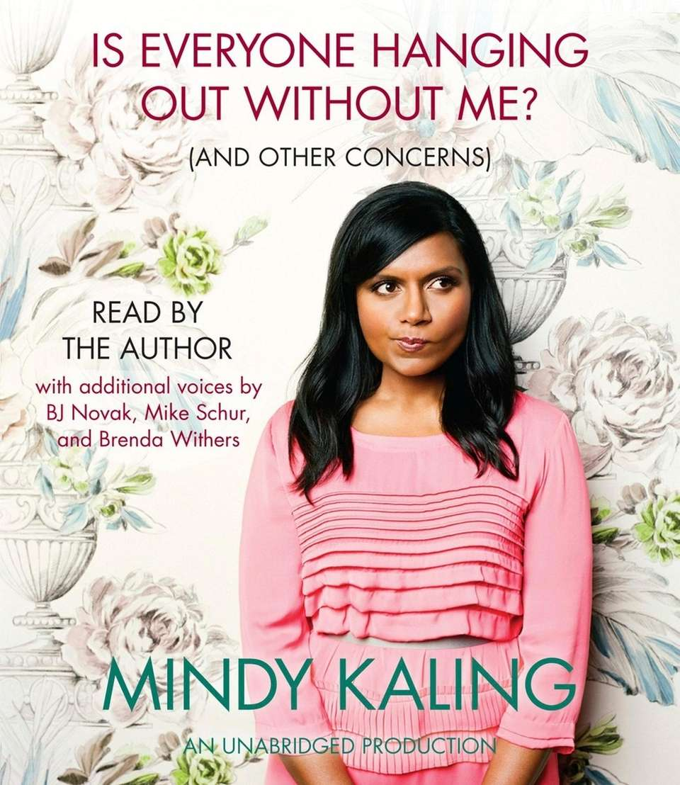 "The audiobook edition of Mindy Kaling's ""Is Everybody"