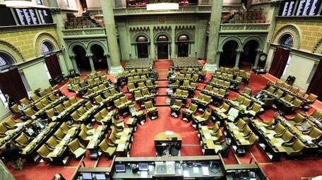 The State Assembly is considering a proposed law