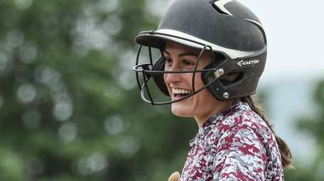 Mepham's Stefanie Simone gets some laughs from the