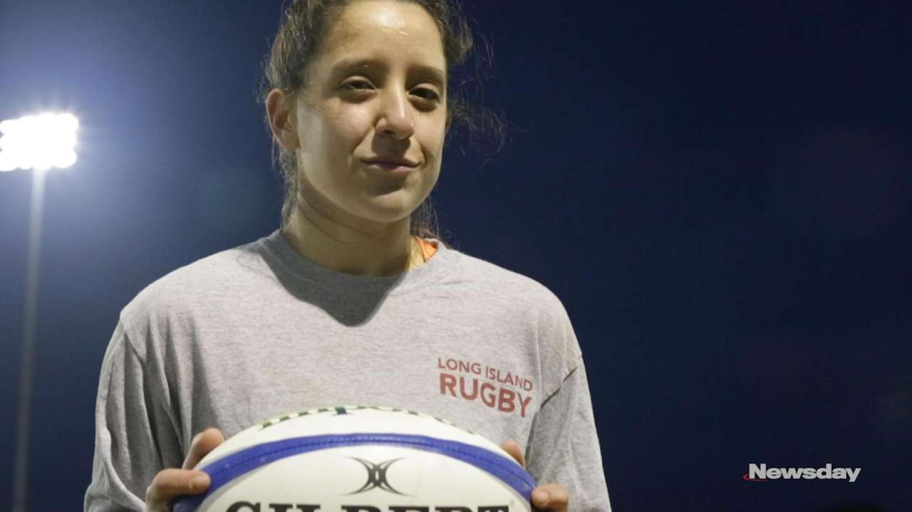 Danielle Weisbord started the first female rugby team
