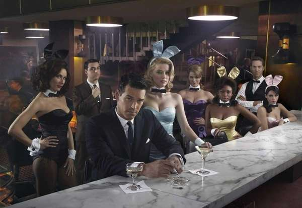 Cast members of NBC's quot;The Playboy Club.quot;