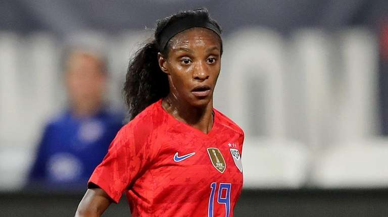 From Long Island to the World Cup: Crystal Dunn's soccer career highlights