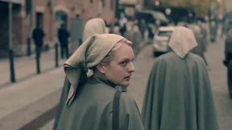 "Season 3 of ""The Handmaid's Tale"" is driven"