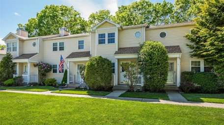 A unit in this Yaphank condo is listed