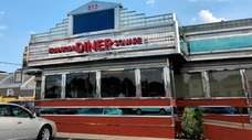 The Franklin Square Diner closed abruptly.