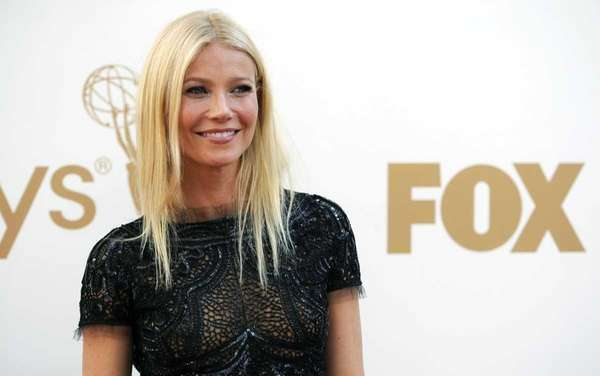 Founder of lifestyle website GOOP, Gwyneth Paltrow and