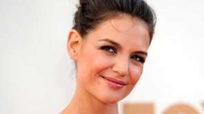 Actress Katie Holmes arrives at the 63rd Annual