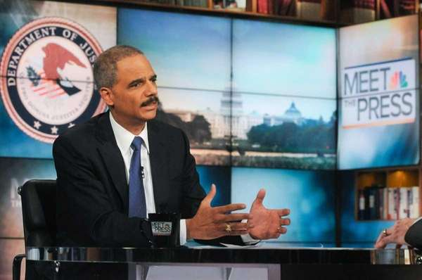 U.S. Attorney General Eric Holder (May 9, 2010)
