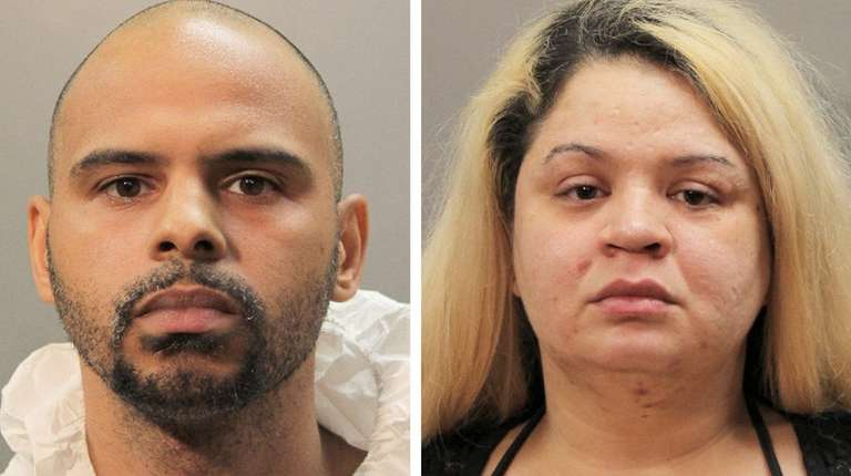 Pair arrested, charged with robbing New Hyde Park bank, police say