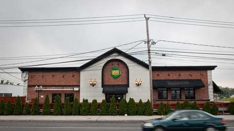 The Crazy Donkey Bar and Grill in Farmingdale,