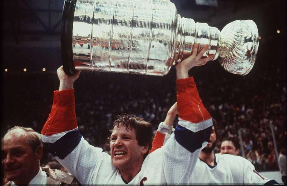 DENIS POTVIN Captain: 1979-87