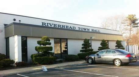 Riverhead Town Hall, located at 200 Howell Ave.,