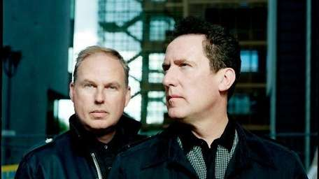 Orchestral Manoeuvres in the Dark -- Paul Humpreys