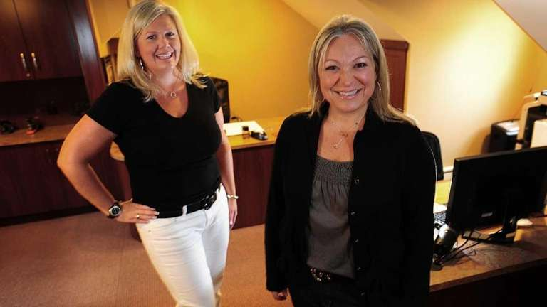 Kelly Duranti and Denise Giovanniello founded Milestones in