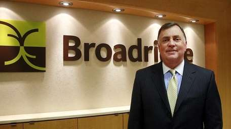 Richard Daly, chief executive of Broadridge Financial Solutions