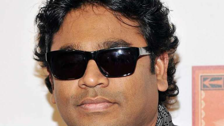 Composer/musician A.R. Rahman of SuperHeavy attends the SuperHeavy