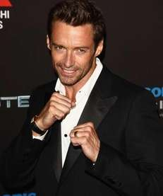 Hugh Jackman attends the quot;Real Steelquot; Paris premiere