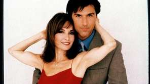 Susan Lucci as Erica Kane and Vincent Irizarry