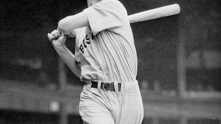 TED WILLIAMS Baseball's last .400 hitter,