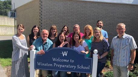 Winston Preparatory School in Dix Hills, a school