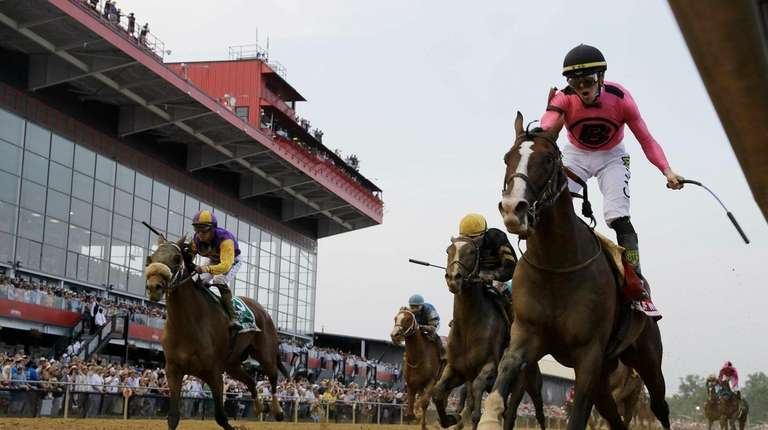 Belmont Stakes field the latest reminder of how thoroughbreds have