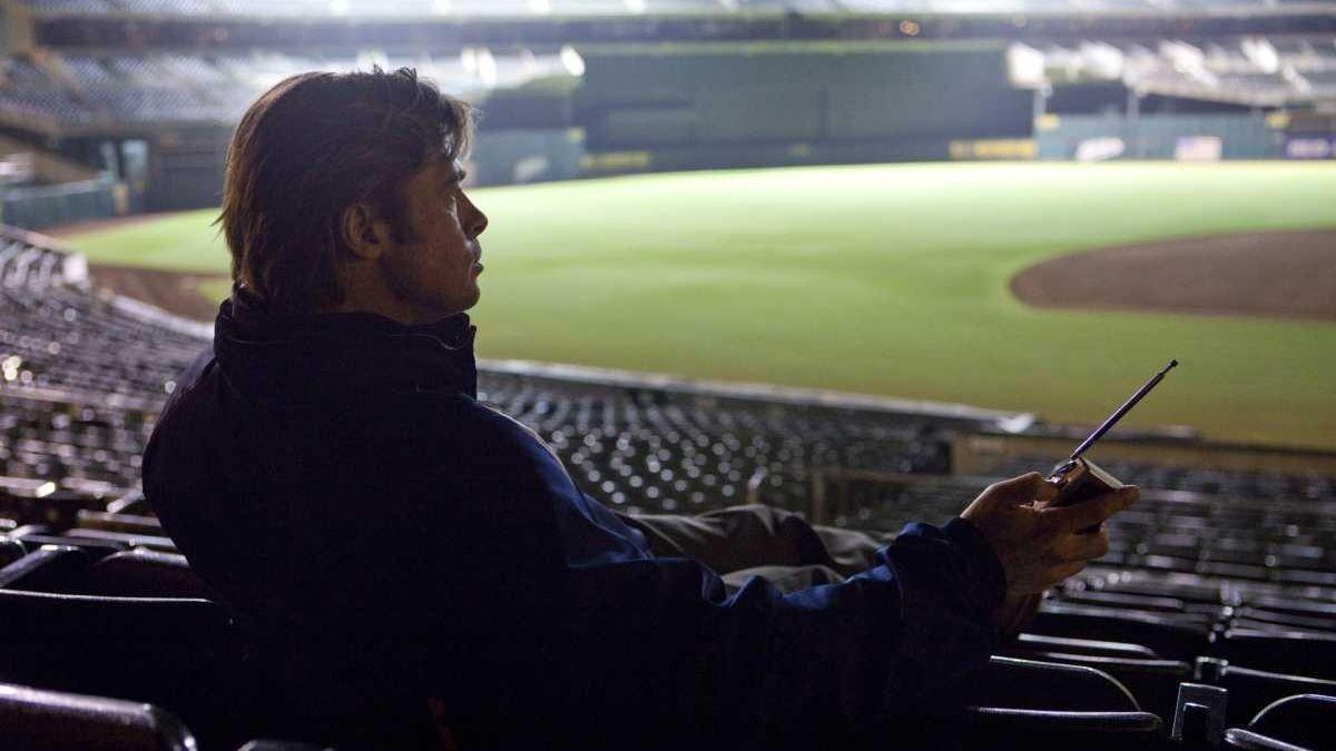 Brad Pitt stars in Columbia Pictures' drama