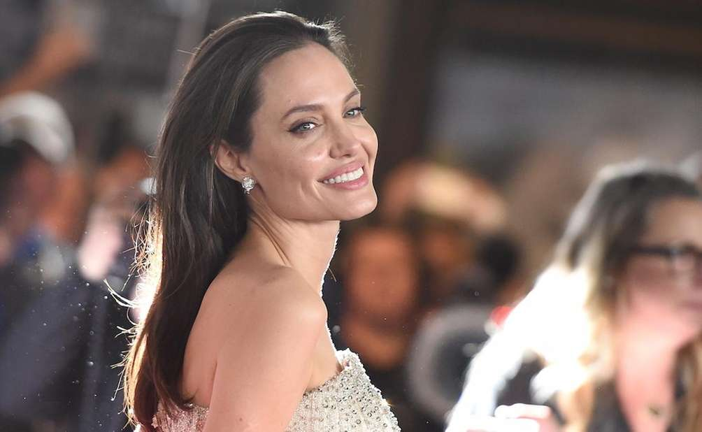 Angelina Jolie and husband Brad Pitt have three