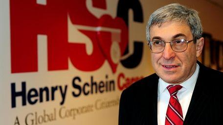 Stanley Bergman, CEO of Henry Schein Inc.,