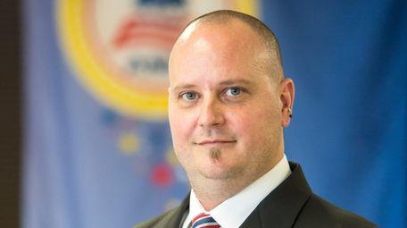 Dan Levler of Islip is president of the