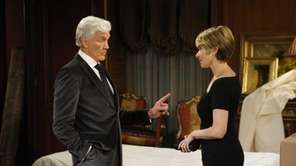 David Canary and Cady McClain in the final