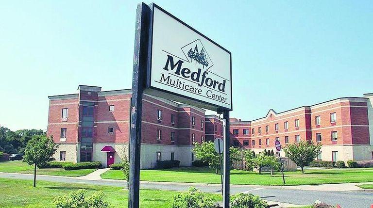 The Medford Multicare Center on July 31, 2014.