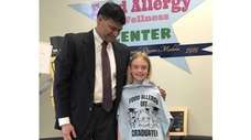 Kidsday reporter Ella Jacobs, from Bowling Green Elementary